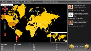 twitteranalyzer maps1 300x168 Analiza el Dia del Amigo via Twitter