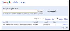 url shotener 300x133 Acortador de URL by Google