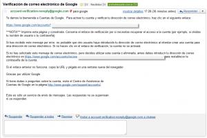 cuenta google confirmacion email 300x200 Como usar Google Analytics con tu email actual