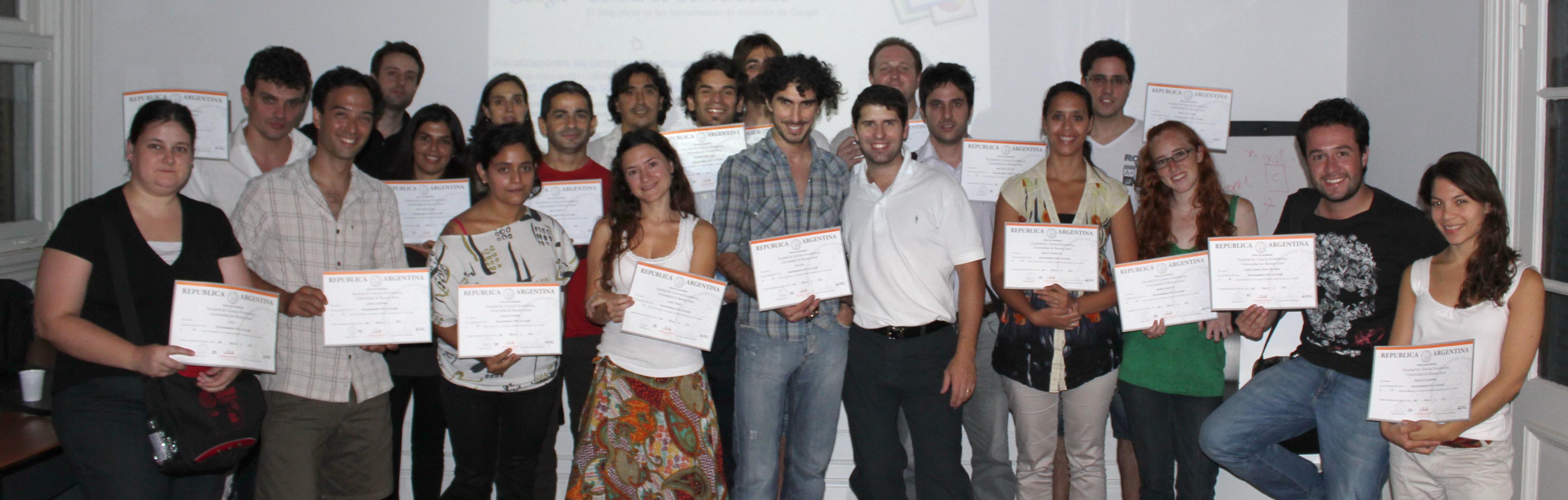Cursos de Posicionamiento Web con Google | Capacitarte UBA