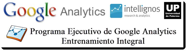 Google Analytics Entrenamiento Integral Curso Presencial