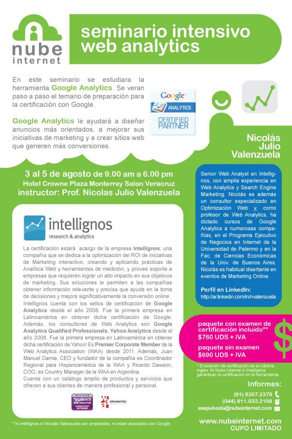 IQ Google Analytics Monterrey 2011