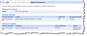 Registro de examen IQ Google Analytics 300x125 Google Analytics Individual Qualification (IQ)