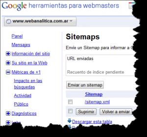 webmastertools plus1 300x281 Google Plus +1 vs SEO: entra en juego la relevancia social