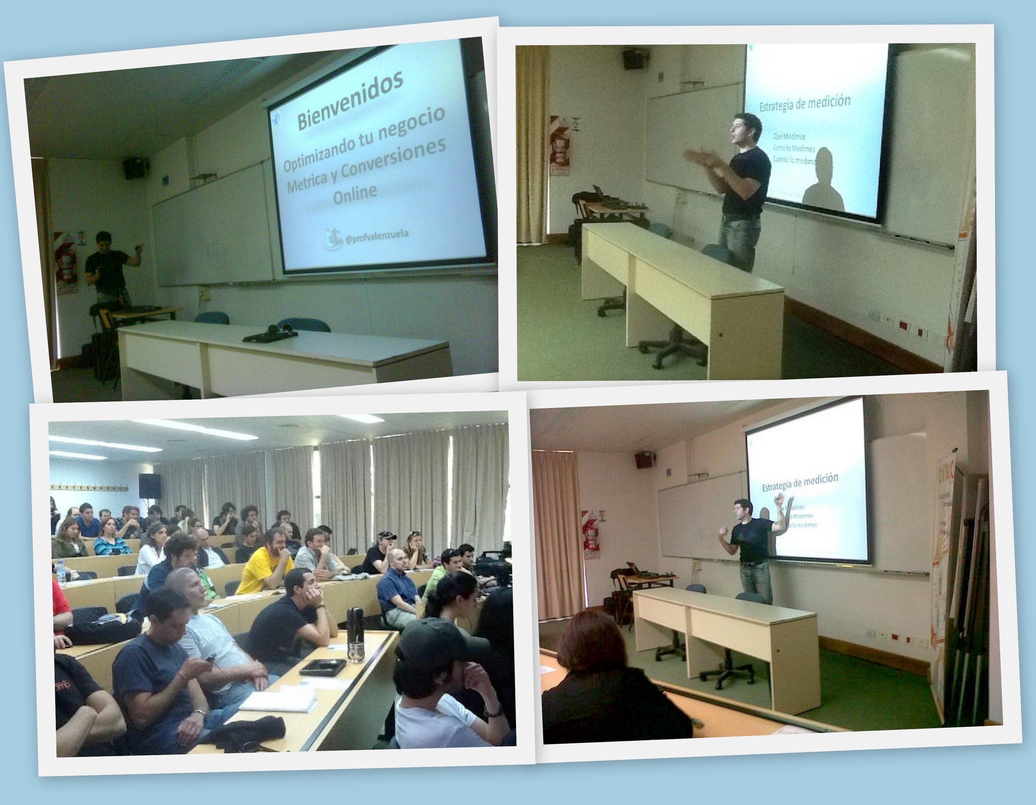 Optimizando tu Negocio Online | BarCampBA 2011