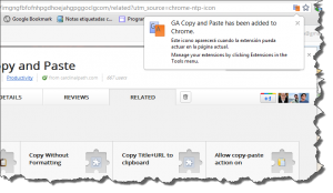 Google Analytics Copy Paste plugin 02 300x174 Google Analytics Copiar y Pegar Objetivos entre Perfiles