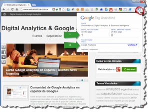 tag assistant googleanalytics espanol vision general 300x223 Tag Assistant (by Google): para que sirve