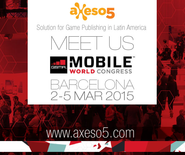 axeso5 mobileCongress Negocios en Mobile World Congress 2015 para Latinoamerica