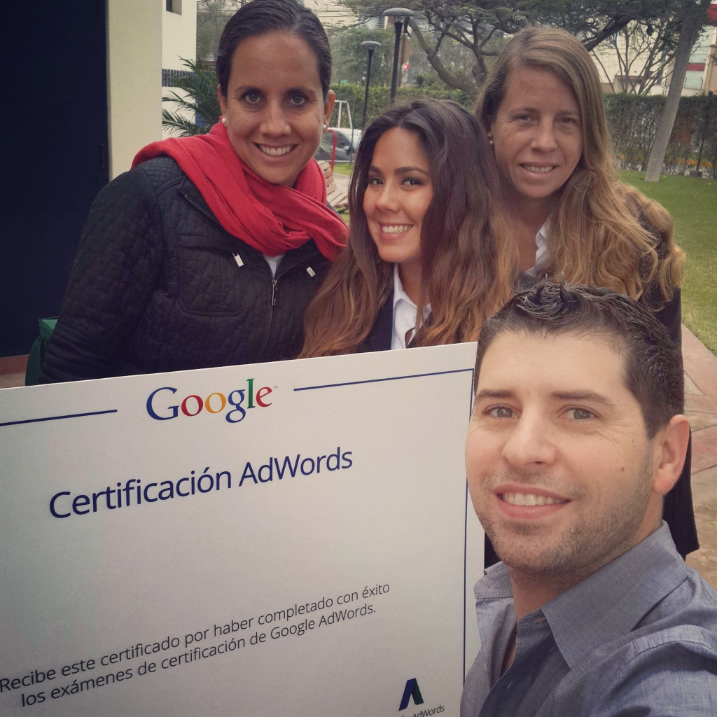 Google Academy Fundamental Peru2015 06 1024x1024 Certificacion Oficial de Google Adwords en Latinoamérica